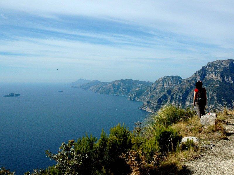 Amalfi Coast Walk