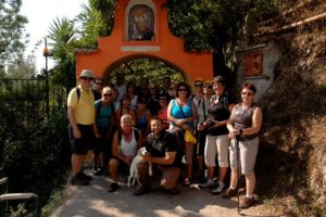hiking tour amalfi
