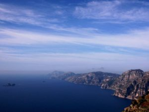 amalfi coast active tours