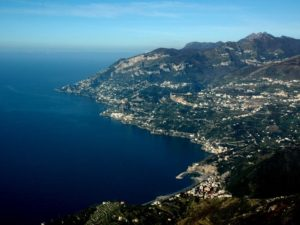 amalfi coast hiking