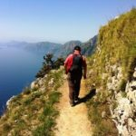 amalfi coast walking